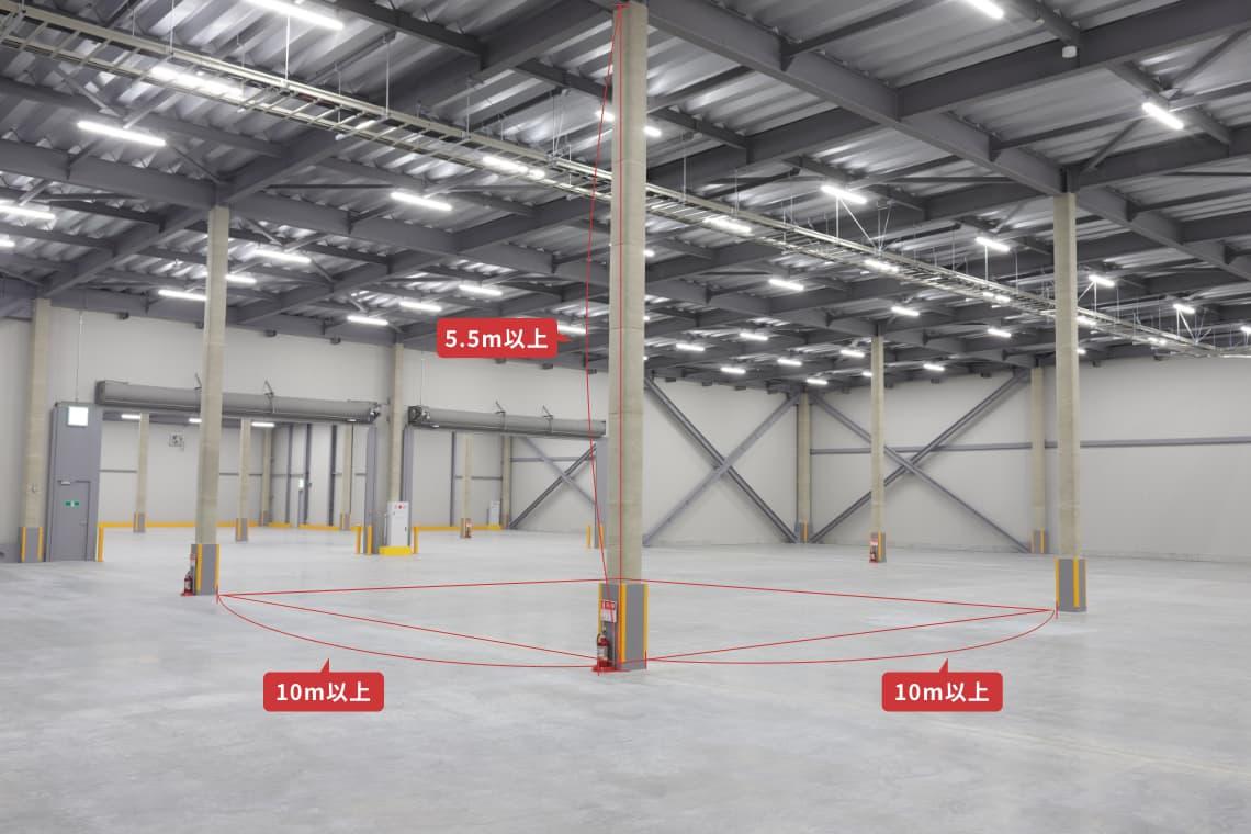 倉庫:標準仕様